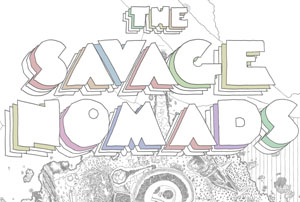 THE SAVAGE NOMADS