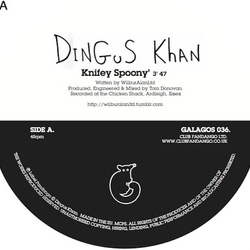 Knifey Spoony / The Deathmarch Of Dingus Khan -